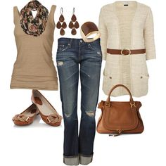 Brown Accents :)