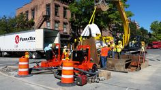 Albany Says Goodbye To Madison Avenue Sinkhole