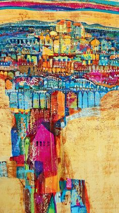 cities in paintings - Поиск в Google
