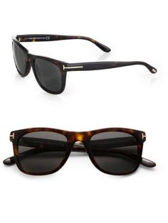 d9a5893cbe TOM FORD EYEWEAR Havana Polarized Sunglasses.  tomfordeyewear  sunglasses  Polarized Sunglasses