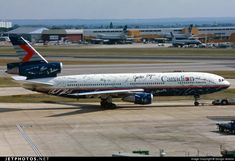 Photo of C-FCRE - McDonnell Douglas - Canadian Airlines International Canadian Airlines, Pacific Airlines, Civil Aviation, Wide Body, Photo Online, Aircraft, Air Lines, Helicopters, Classic