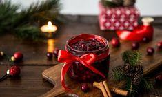 Brusinkový džem Extra Rezept | Dr. Oetker Cherry, Fruit, Gifts, Food, Presents, Essen, Meals, Prunus, Favors