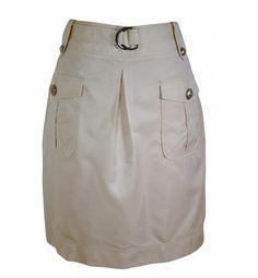 St. John Skirt with Pockets A-Line Size 14