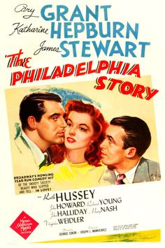 "As much as this classic film is a love story, it's also a much-beloved tale of self discovery. The Philadelphia Story was Katharine Hepburn's first big hit and garnered James Stewart a Best Actor Oscar for his role as reporter Macaulay ""Mike"" Connor."