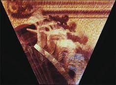 Balla, Giacomo; Rhythm of the Violinist; 1912; oil on canvas