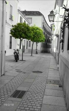 Córdoba calle el  tinte