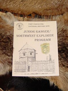 (Portland) Ask for a Junior Ranger booklet at the Visitor Center or at the fort's Contact Station, or click here or on the link below to download an electronic copy.    Using this booklet, kids can choose from seven different nineteenth century fur trade jobs, watch a video or take a tour, and complete two activities to earn a Junior Ranger badge and certificate.    The booklet is designed for 9-12 year olds, but younger children can complete it with help.