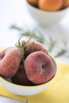 Fresh peaches photo by ckahr.com #foodphotography