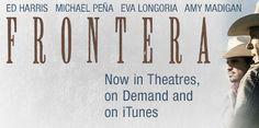 Win A Copy Of 'Frontera' Blu-ray
