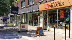 Monkland Village Shops