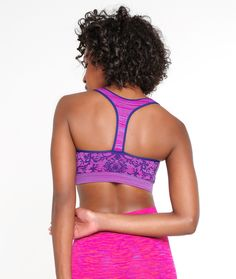 Wildwood T-Back Bra