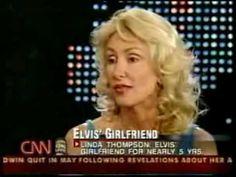 Linda Thompson Talks About Elvis Presley - Part.2   Aug-2002