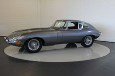 Jaguar - E-type Coupe - 1962