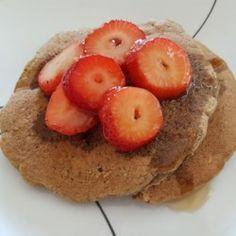 Oatmeal Chocolate Chip Pancakes - Allrecipes.com