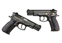 CZ 75 B 40th Anniversary Limited Edition