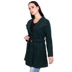 """One of the Historic and Classic Style outfit is """"Trench Coat"""". This is the only style, which can mix well with any attire. Formal, Semi formal or Party Wear Fall Fashion Outfits, Autumn Fashion, Trench Coat Style, Party Wear, Classic Style, Most Beautiful, Shirt Dress, Formal, Stylish"""