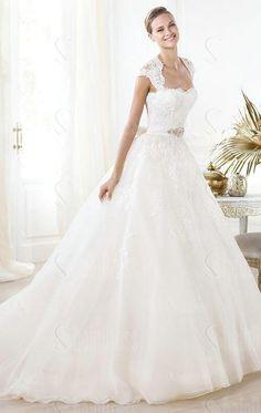 long princess wedding dresses - Google Search