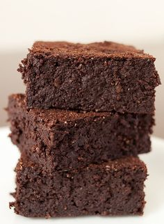 Candice's Low Carb Almond Flour Brownies « Candice's Low Carb Recipes