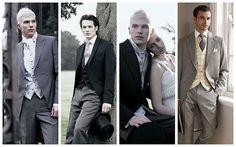 Groom Style: Gray Fabulousness by Nina Renee Designs, via Flickr