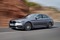 The formula for success continues with the 7th generation of the most successful premium sedan, the all-new BMW 5 Series. Over 7.6 million BMW 5 Series hav