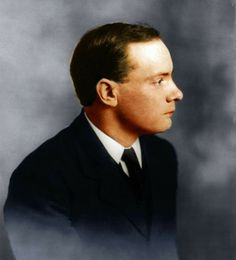 Padraic Pearse leader of Easter uprising May 1,1916