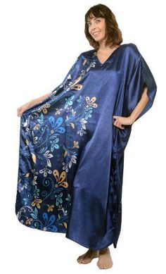 Pretty Caftan with Midnight Floral Vi... $14.97 #topseller