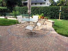 unilock patio design by schaumburg il patio builder design ideas archadeck - Unilock Patio Designs