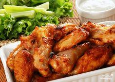 Шашлык из крылышек калорийность