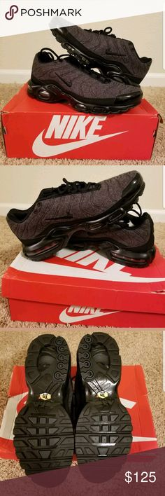 Nike Air Max Quilted Black Black Nike Shoes Sneakers Fashion Tips a407e062a