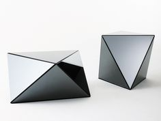 Low crystal coffee table YANIN - Gallotti