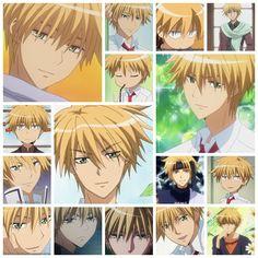The Many Faces of Usui Takumi