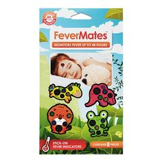 FeverMates nalepovací teploměr 8ks Fever Temperature, Kids Fever, Sick Kids, Latex Free, How To Take Photos, Animal Photography, Wooden Toys, Baby Shop, Your Child