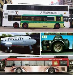 It's A Wrap! 23 Compelling Mobile Bus Ads | WebUrbanist