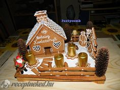 A mézeskalács ezer arca :) - Receptneked. Christmas Presents, Advent, Gingerbread, Desserts, Xmas Gifts, Tailgate Desserts, Deserts, Ginger Beard, Postres