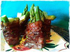 Bacon Sushi  #21dsd #sushi #bacon