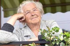 Bildresultat för happy old lady