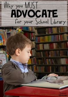 Are you a school librarian looking for some library advocacy ideas?  This blog post from the Trapped Librarian explains why school library advocacy is important.  Get motivated to promote your school library!  #thetrappedlibrarian #schoollibrary Library Lesson Plans, Library Skills, Elementary School Library, Elementary Schools, Reading Motivation, Library Organization, Teacher Librarian, Bilingual Education, Library Programs