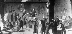 Tortures of the Spanish Inquisition.