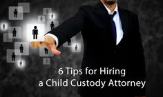 So you've been served papers, your #divorce is not salvageable, you made an absolute calculated decision that you would be the better parent, and you need to fight for #custody. It's time to hire a good #attorney. So how do you find a good attorney? Click Pic to Read More... (from http://DaddyGotCustody.com)
