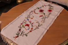 crewel nakışı - handmade - embroidery - el nakısı