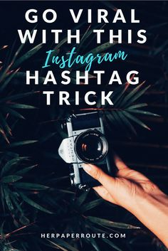 This trick makes it possible to reach potential followers and customers on Instagram, without the risk of being Shadowbanned for the wrong hashtag.