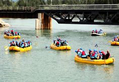 Whitewater Rafting in Kananaskis http://www.kananaskiswhitewaterrafting.com/