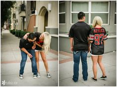 Engagement Session: Ricky & Katie // Downtown San Diego, CA » Analisa Joy Photography
