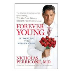 Perricone MD Forever Young Book