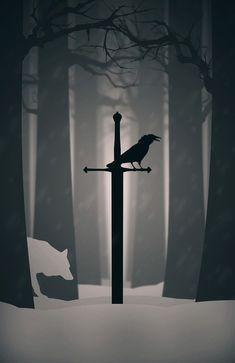 The Long Winter ~ Game of Thrones ~ Minimal TV Series Poster by Travis English Tatuagem Game Of Thrones, Arte Game Of Thrones, Game Of Thrones Artwork, Game Of Thrones Poster, Watch Game Of Thrones, Game Of Thrones Funny, Game Thrones, Game Of Thones, Iron Throne