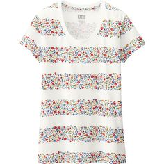 8979a2e581f7a8 Uniqlo and Liberty London s collaboration of colorful floral prints has  arrived just in time for spring. With Uniqlo s signature silhouettes and  Liberty…