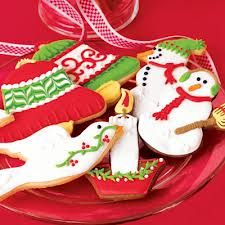 christmas bell cookies - Google Search