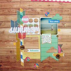 Summer | @Ashley Horton for Elle's Studio shopellesstudio.com