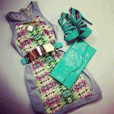 Cute outfit...
