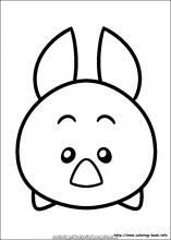 Piglet From Winnie The Pooh Tsum Tsum Coloring Pages For Kids Tsum Tsum Coloring Pages, Emoji Coloring Pages, Cat Coloring Page, Online Coloring Pages, Disney Coloring Pages, Coloring Pages To Print, Coloring Pages For Kids, Coloring Books, Tsum Tsum Toys